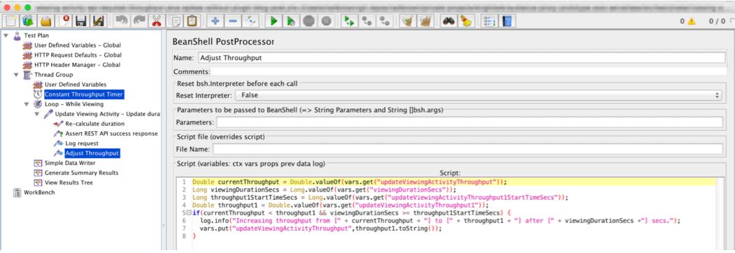 Measuring API Throughput using JMeter | Neil Brown