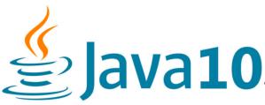 Java 10 logo